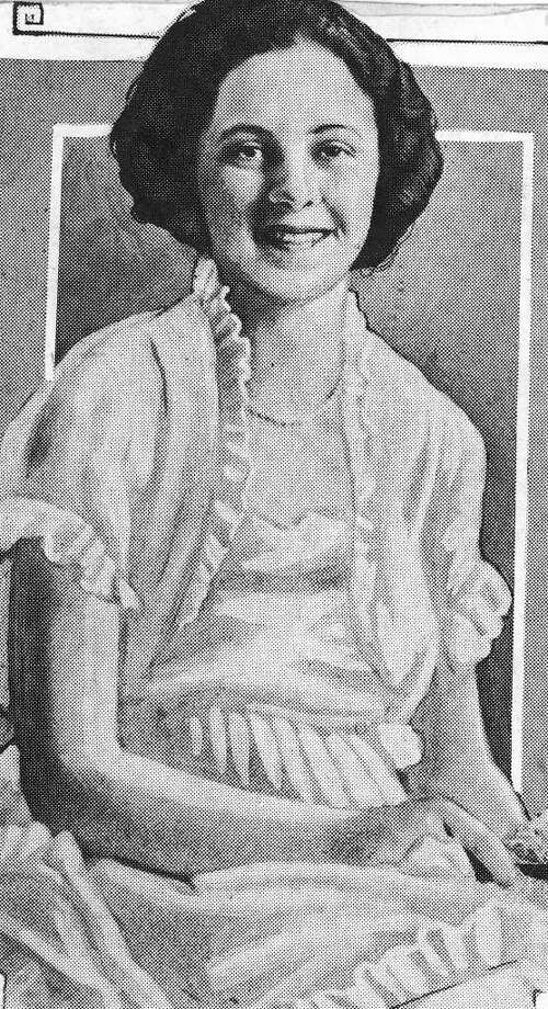 An undated P-I file photo of Sylvia Gaines, who was killed at Green Lake June 16, 1926. Photo: Seattlepi.com File
