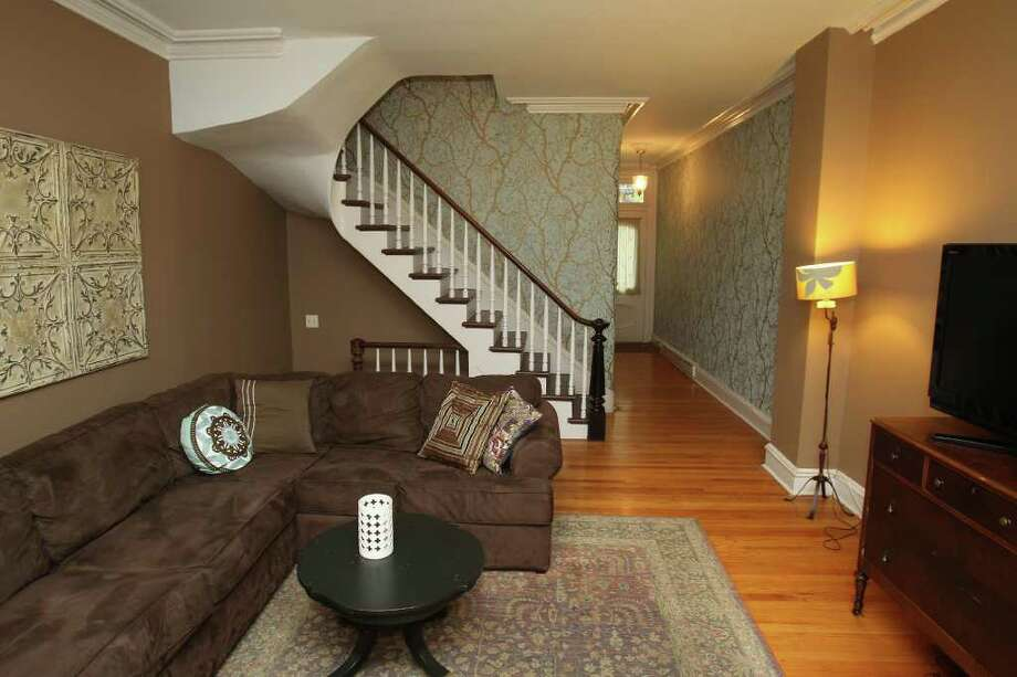 House of the Week: 165 Chestnut St., Albany | Realtor: Jaime Roth | Discuss: Talk about this house Photo: Courtesy Photo