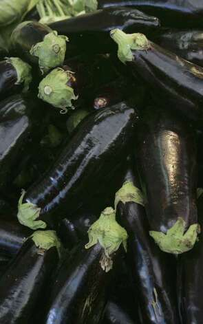 No. 8: eggplant. Photo: David Silverman, Getty Images / 2006 Getty Images