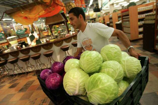 No. 11: cabbage. Photo: David Silverman, Getty Images / 2007 Getty Images