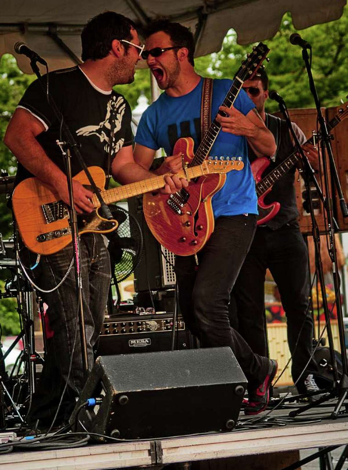 Stamford's Bandapalooza went off without a hitch on June 16.