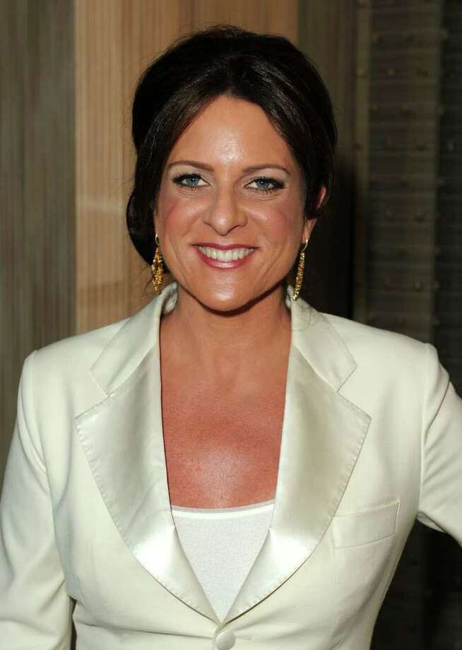 President of Women in Film Cathy Schulman arrives. Photo: Jason Merritt, Getty Images For WIF / 2011 Getty Images