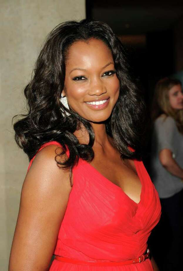 Actress Garcelle Beauvais arrives. Photo: Jason Merritt, Getty Images For WIF / 2011 Getty Images