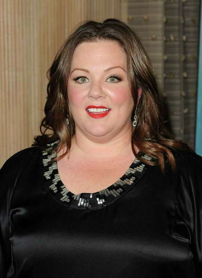 Actress Melissa McCarthy arrives. Photo: Jason Merritt, Getty Images For WIF / 2011 Getty Images