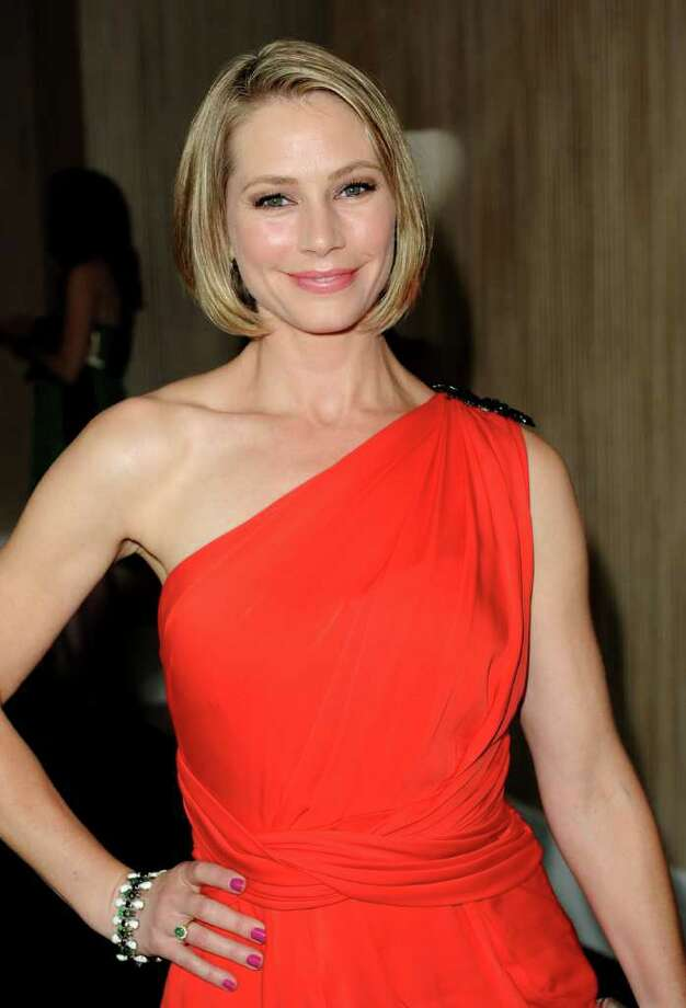Actress Meredith Monroe arrives. Photo: Jason Merritt, Getty Images For WIF / 2011 Getty Images