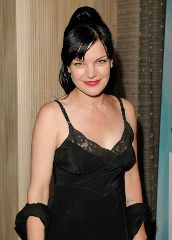 Actress Pauley Perrette arrives. Photo: Jason Merritt, Getty Images For WIF / 2011 Getty Images
