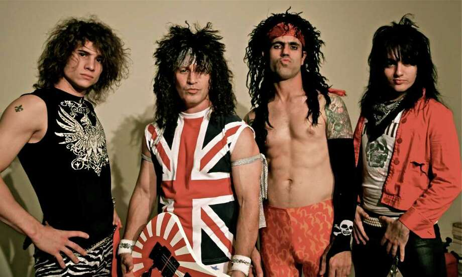 80s glam band to rock Port Arthur in July - Beaumont Enterprise