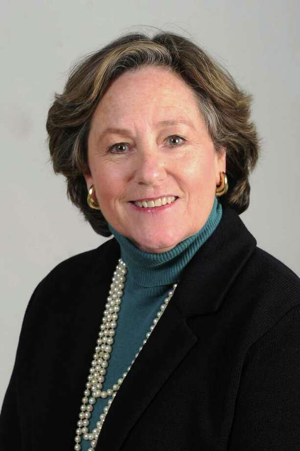 Mary-Jane Foster, democratic candidate for mayor of Bridgeport. Photo: Autumn Driscoll / Connecticut Post