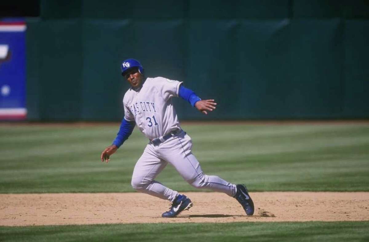 14. Quinn Mack: The outfielder made his debut June 16, 1994, going 3-for-5 with two doubles. His major league career lasted four more games. He finished his career 5-for-21 with two RBIs and one run. His stint was so brief that few photographs exist of him in uniform. His brother Shane, above, played nine seasons in the majors.