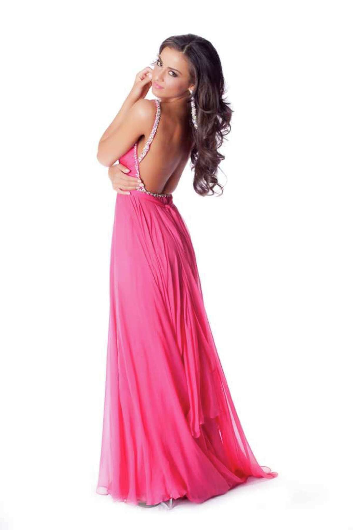 Kayyalaynen, 21, lives in Camas, east of Vancouver. She represented Orchards in the state pageant.