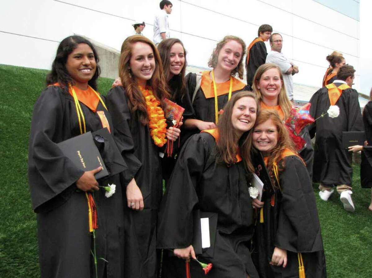 Were you seen at the Ridgefield High School graduation at Western Connecticut State University on Friday, June 17, 2011?