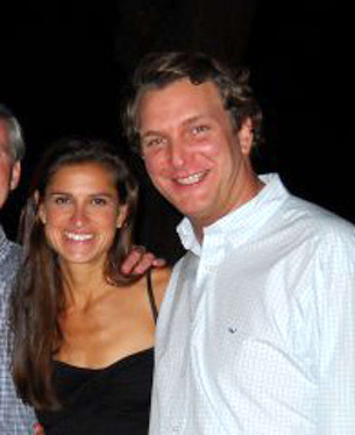 Jennifer Lasher Tinsmon and Daniel J. Despart. (From Despart's Facebook page)