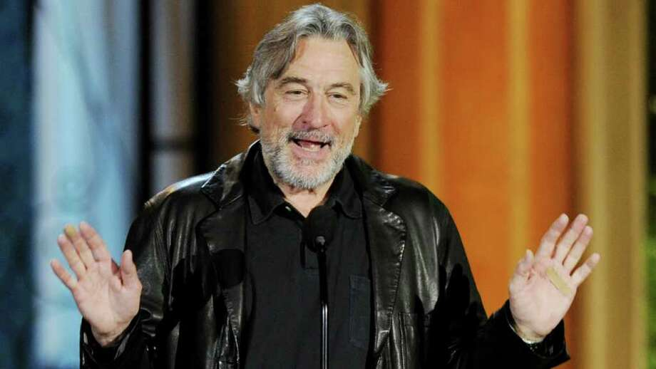 Robert De Niro. Photo: Kevin Winter, Getty Images / 2011 Getty Images