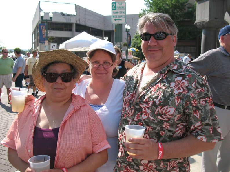Were you Seen at the 7th Annual River Street Festival in Troy?