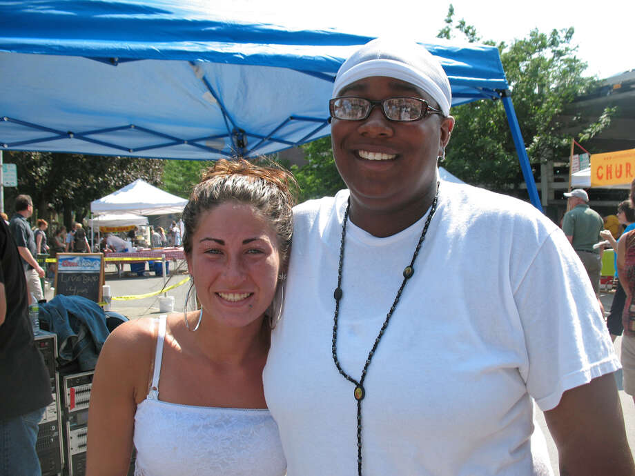 Were you Seen at the 7th Annual River Street Festival in Troy? Photo: Brian Tromans