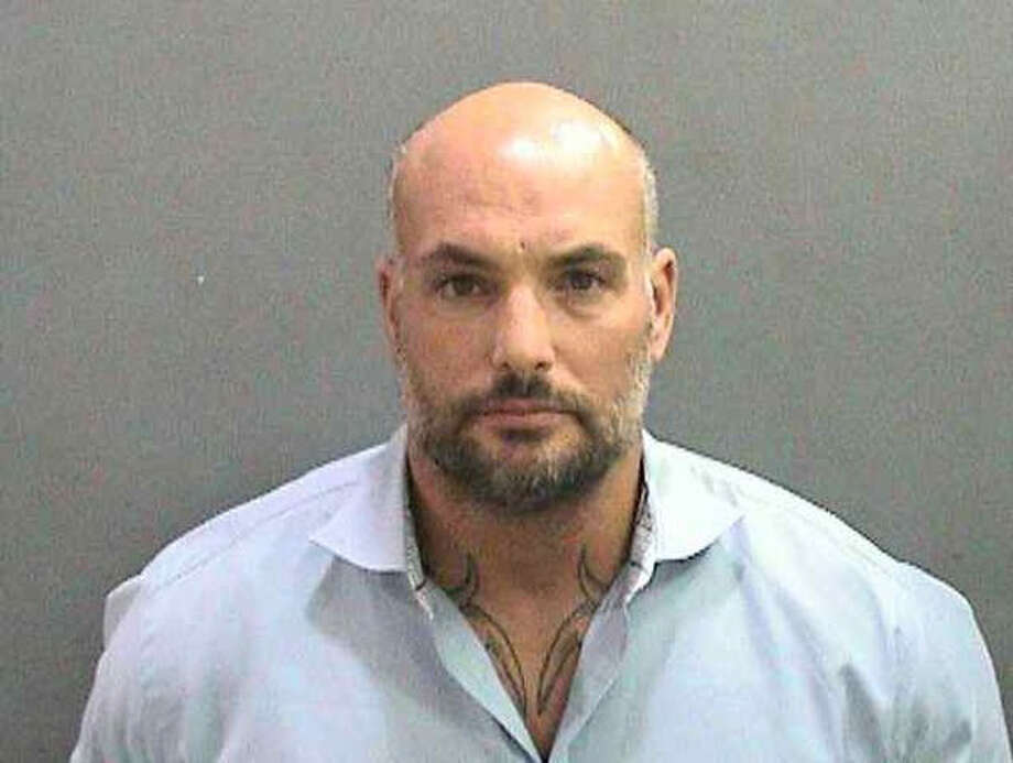 Greenwich resident and former NFL player Eric Andrew Naposki is set to go on trial in California for the 1994 murder of a Newport Beach man Photo: Contributed Photo / Greenwich Time Contributed
