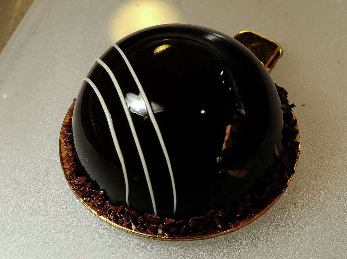 The CIA Bakery Café serves up a delectable chocolate XS.