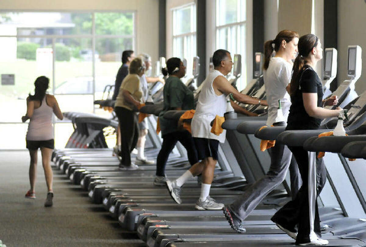 By offering a variety of programs and equipment, the YMCA of Greater San Antonio attracts a