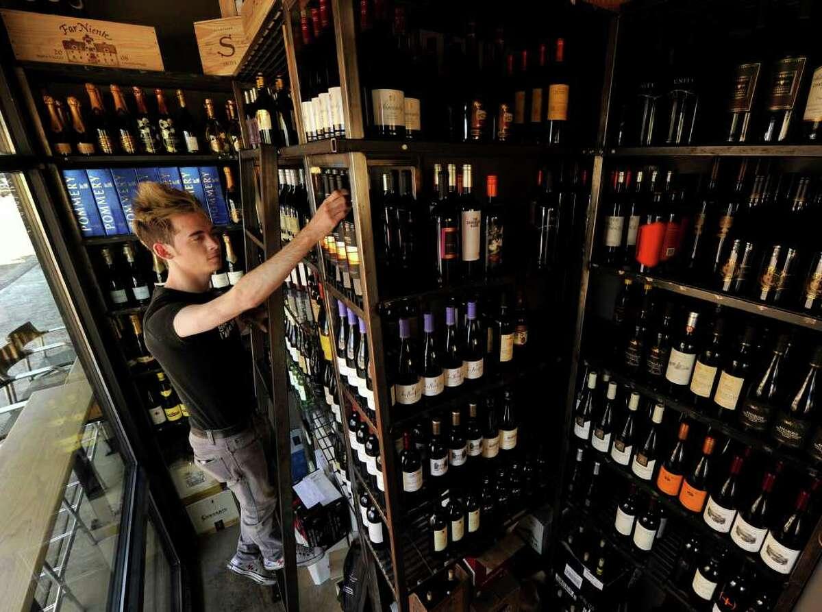 9. Max's Wine Dive 340 E. Basse Road
