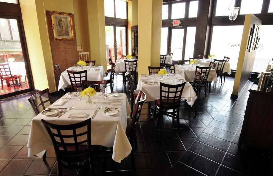 A Relaxed Respectful Atmosphere Sets The Stage For Crisp Clean Flavors Of