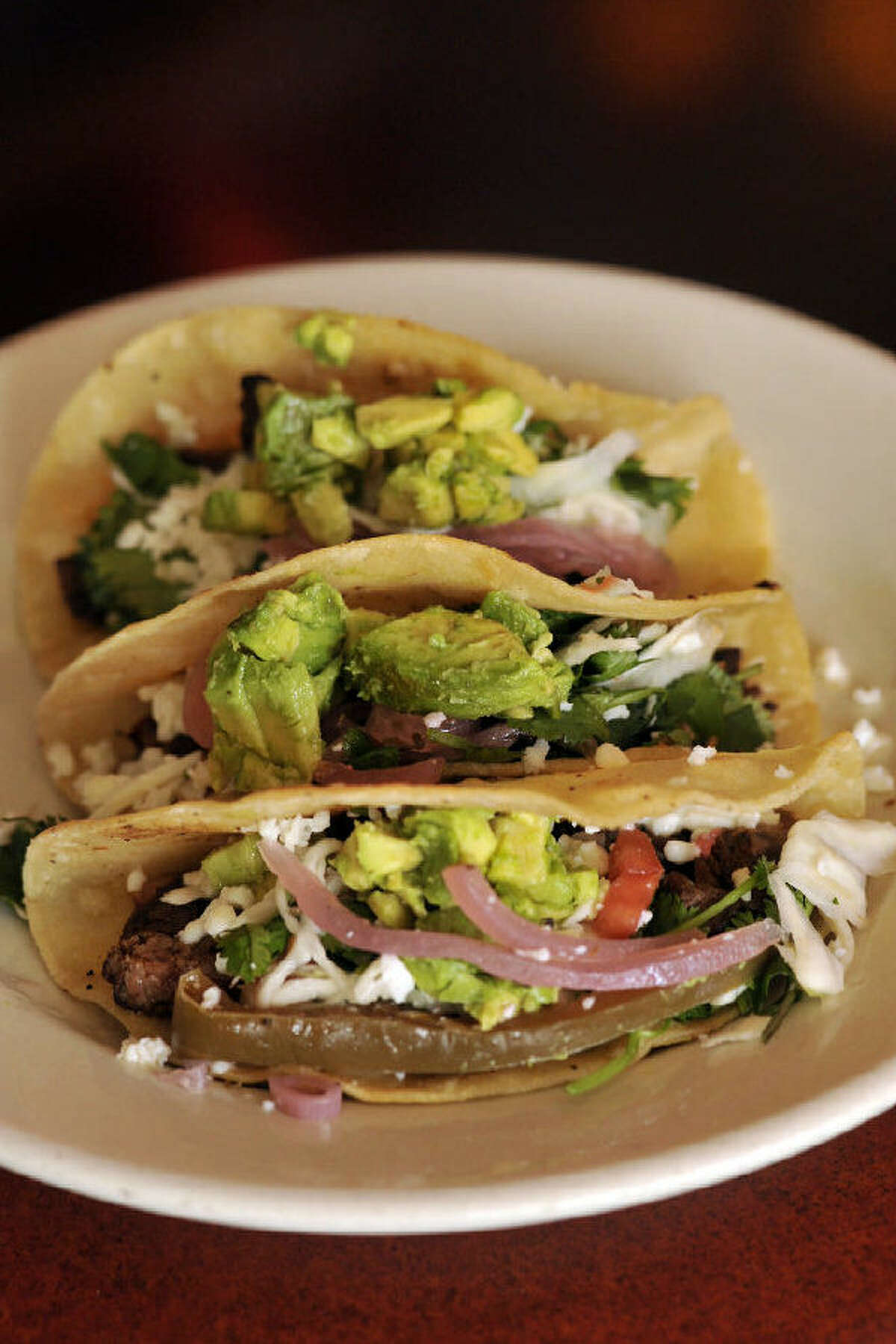 Griselda's Tacos Callejeros dish is among the favorites at Rosario's in Southtown.