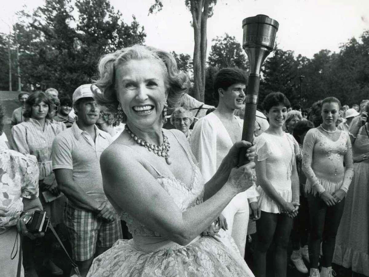 Marylou Whitney Gala 1984