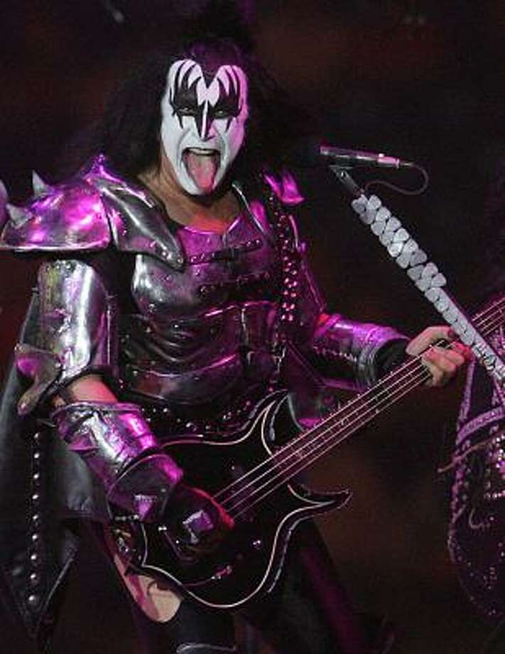Believe it or not, Gene Simmons was very briefly a public school teacher in New York City...he didn't even last a year.