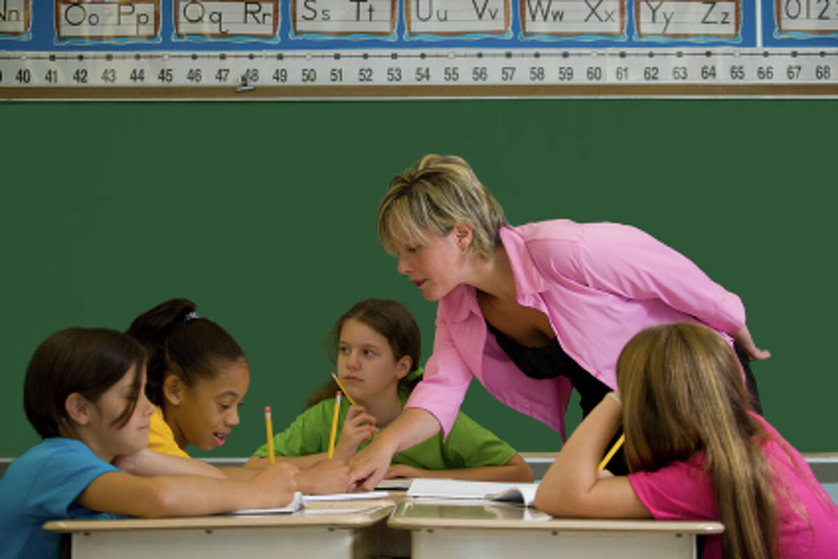 BEST CITIES FOR K-12 TEACHERS #10Crystal Lake, Illinois Teacher salary: $66,033; Jobless rate: 2.72%; Violent crime rate: 1.46 per 1,000 residents Click through the slideshow to see where are the best places for k-12 teachers, according toconsumer research website GoodCall.com.