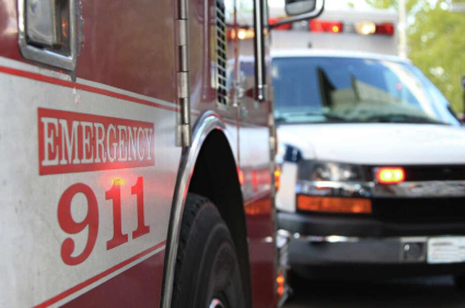 stock police hospital ambulance emergency fire Photo: IStockPhoto