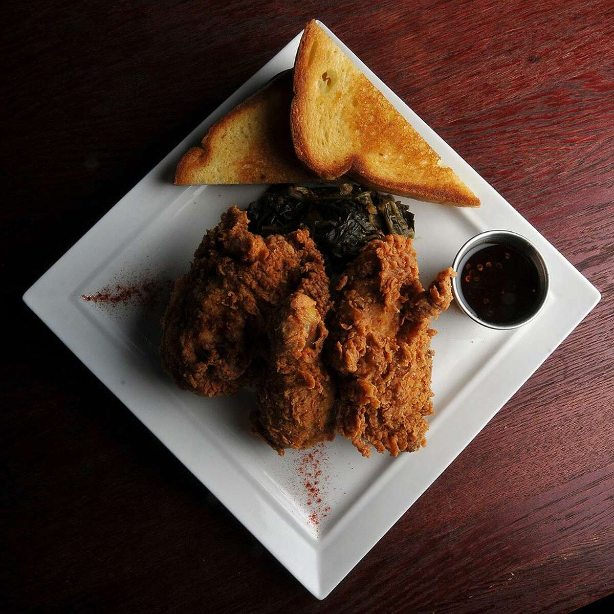 Readers and Express-News critics chose Max's Wine Bar as Best Fried Chicken. ROBIN JERSTAD / SPECIAL TO THE EXPRESS-NEWS