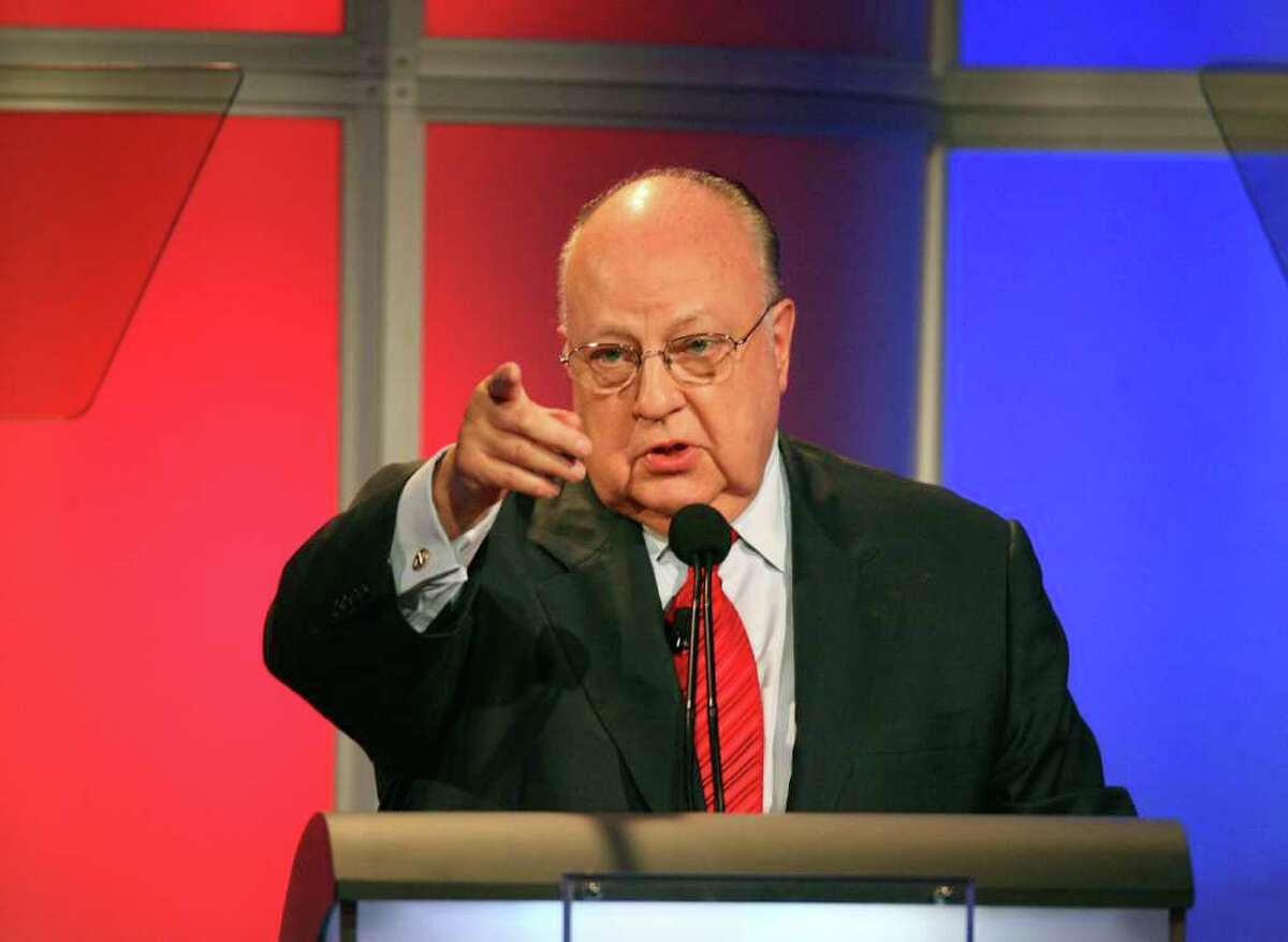 Roger Alies, founder, Chairman & CEO of FOX News. He spotted a niche market of older, conservative Americans, and gave it loud pundits, racy themes (
