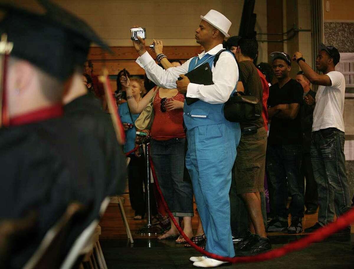Platt Tech graduation in Milford on Monday, June 20, 2011.