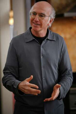 Larry David from Curb Your Enthusiasm Photo: Claudette Barius / handout email