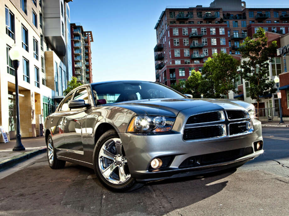 2011 Dodge Charger R/T AWD (photo courtesy Dodge) Photo: AJ Mueller