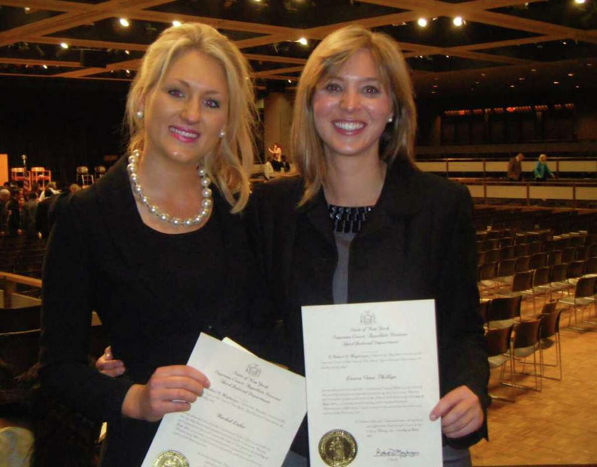 Were you seen at the NYS Bar swearing in ceremony 2011?