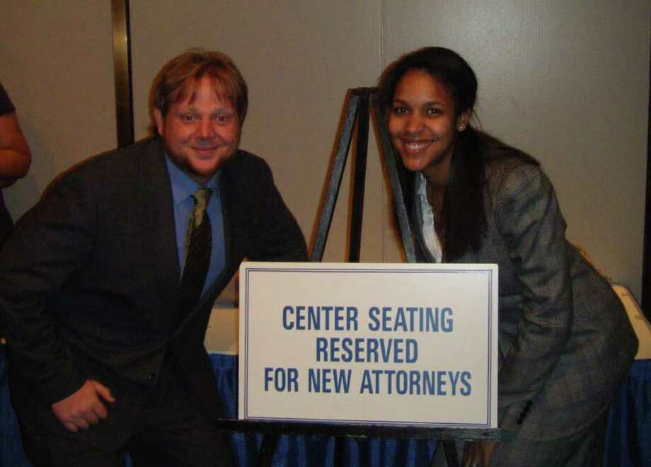 Were you seen at the NYS Bar swearing in ceremony 2011? Photo: Desiree' LaBombard