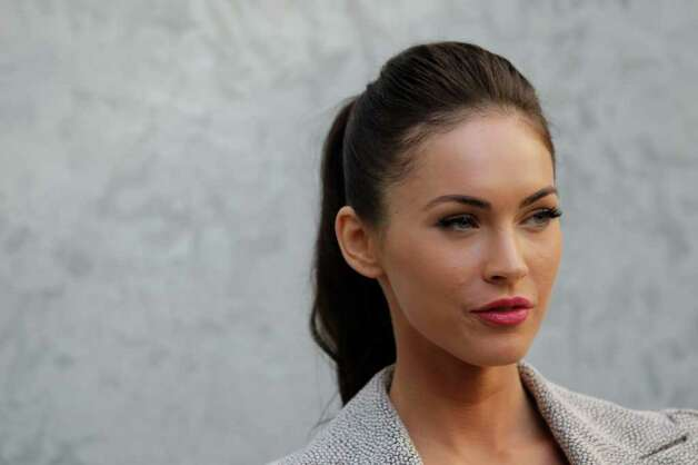 "Director Michael Bay confirmed that actress Megan Fox, pictured, was replaced in ""Transformers: Dark of the Moon"" because she was quoted in the British magazine Wonderland saying of Bay: ""He wants to be like Hitler on his sets, and he is."" After that, executive producer Steven Spielberg demanded she be fired, Bay said, according to a report in the U.K. Guardian newspaper. At the time, Fox's departure was attributed to her desire to pursue other opportunities. Luca Bruno/The Associated Press / AP"