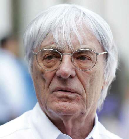 "Formula 1 Management Chairman Bernie Ecclestone had to explain that he didn't support Hitler's atrocities after telling the Times of London in 2009: ""(A)part from the fact that Hitler got taken away and persuaded to do things that I have no idea whether he wanted to do or not, he was in the way that he could command a lot of people, able to get things done. In the end he got lost, so he wasn't a very good dictator because either he had all these things and knew what was going on and insisted, or he just went along with it."" He also said he preferred totalitarian regimes to Democracies. Luca Bruno/The Associated Press / AP"