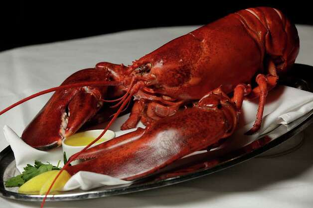 ...you've feasted on lobster in the maternity ward at the hospital. Photo: JERRY LARA, San Antonio Express-News / SAN ANTONIO EXPRESS-NEWS