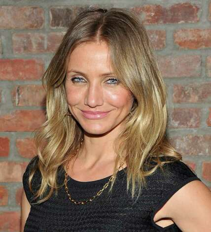 "NEW YORK, NY - JUNE 20:  Actress Cameron Diaz attends the after party for the premiere of ""Bad Teacher"" at the The Bowery Hotel on June 20, 2011 in New York City. Photo: Stephen Lovekin, Getty Images / 2011 Getty Images"