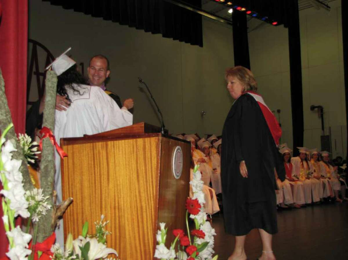 Were you seen at the Wamago Regional High School graduation on Tuesday, June 21, 2011?