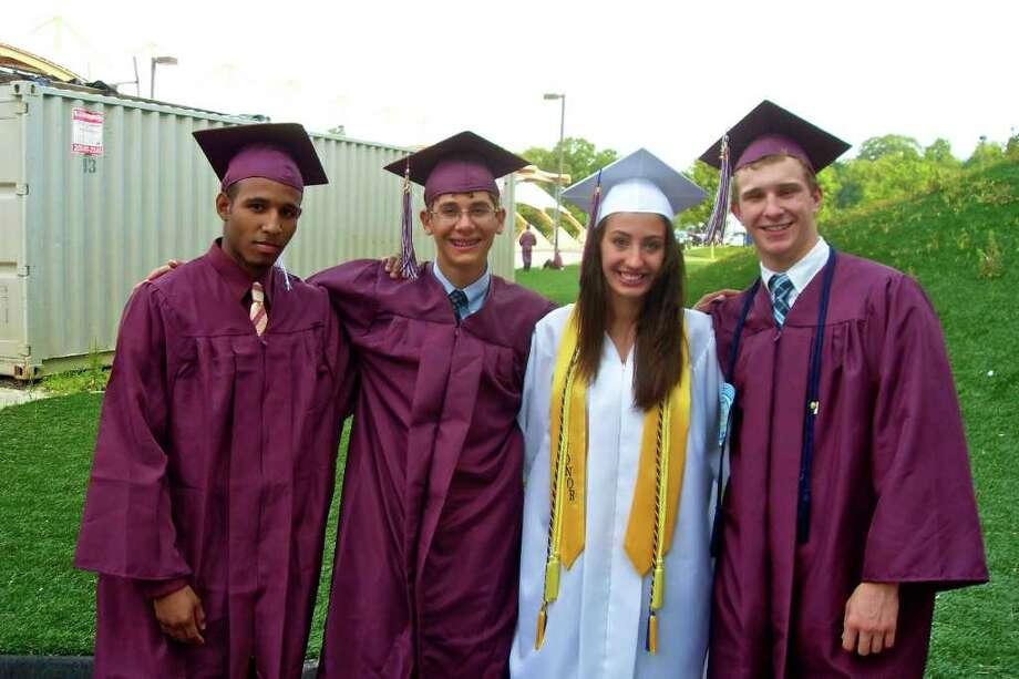 Bethel Graduation Photo: Cristi Parks / Hearst Connecticut Media Group / COPYRIGHT, 2007