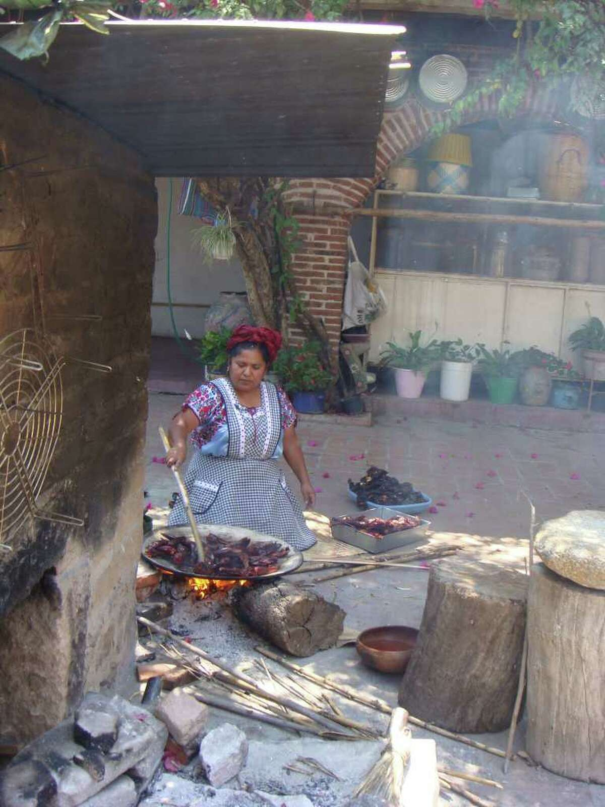 Traveling Latin America in search of the culinary past and present.