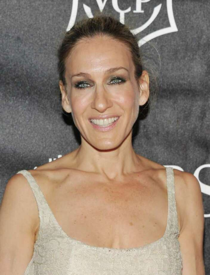 """Sarah Jessica Parker:$30 million. Forbes says: """"Parker hasn't strayed far from her association with fashion-lover Carrie  Bradshaw from the hit TV show Sex and the City. In 2010 she starred in  the second Sex movie, which earned $290  million. She's designing clothes with Halston and she has a line of  best-selling fragrances, including NYC, which brought in $18 million in  2010."""" Photo: Stephen Lovekin, Staff / 2011 Getty Images"""
