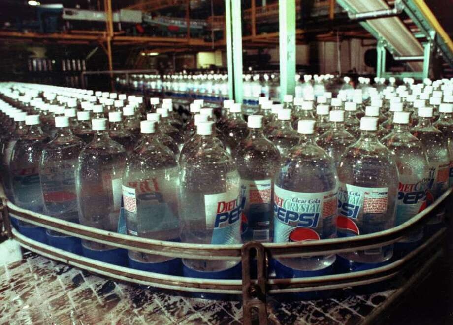 Whatever happened to Crystal Pepsi? / AP1992