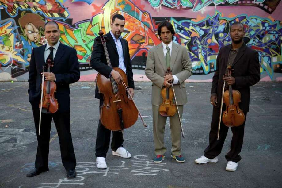 Sweet Plantain String Quartet