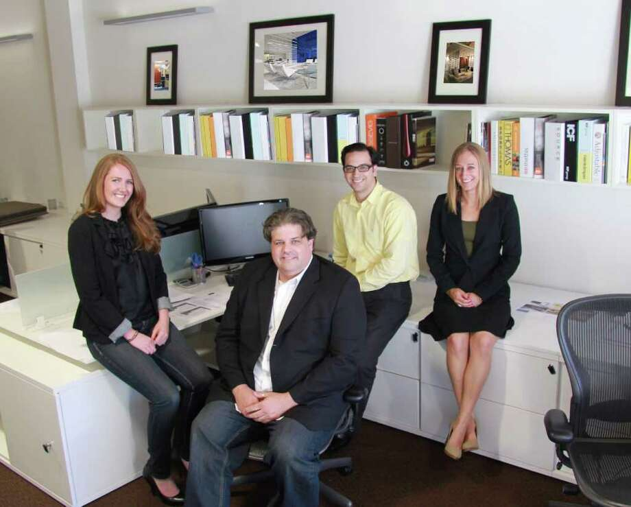 Amenta/Emma Architects, a Hartford-based firm, has recently opened a new office on Main Street in Stamford. Photo: Contributed Photo / Stamford Advocate Contributed