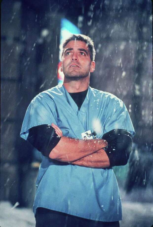 George Clooney played Dr. Doug Ross in 'ER.' Photo: Getty Images / Getty Images North America