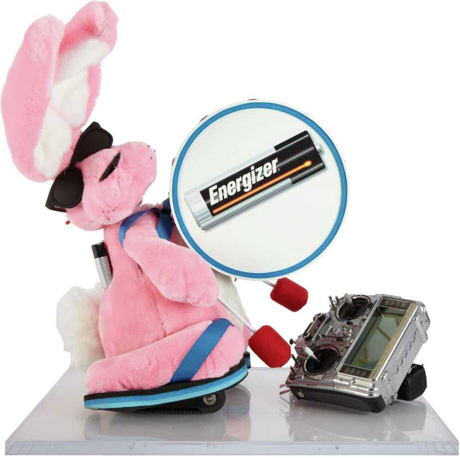The Energizer Bunny. He keeps going... and going... / Heritage Auction Galleries