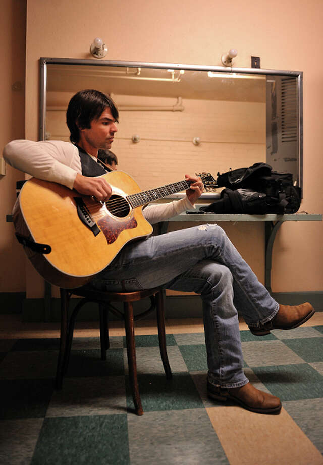 "Norwalk folk/rock artist PJ Pacifico will play a string of concert dates in Fairfield County in support of his new record, ""Outlet,"" this summer. The schedule features a performance with a full band at the Fairfield Theatre Company on Thursday, June 30. Photo: Contributed Photo / Connecticut Post Contributed"